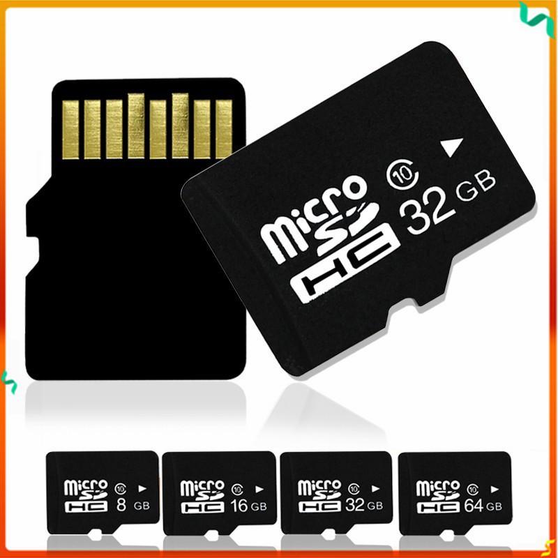 Micro SD Card High Speed Class 10 Mini SD Card TF Cards 8GB 16GB 32GB 64GB