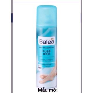 XỊT CHÂN XỊT GIẦY BALEA,200ML