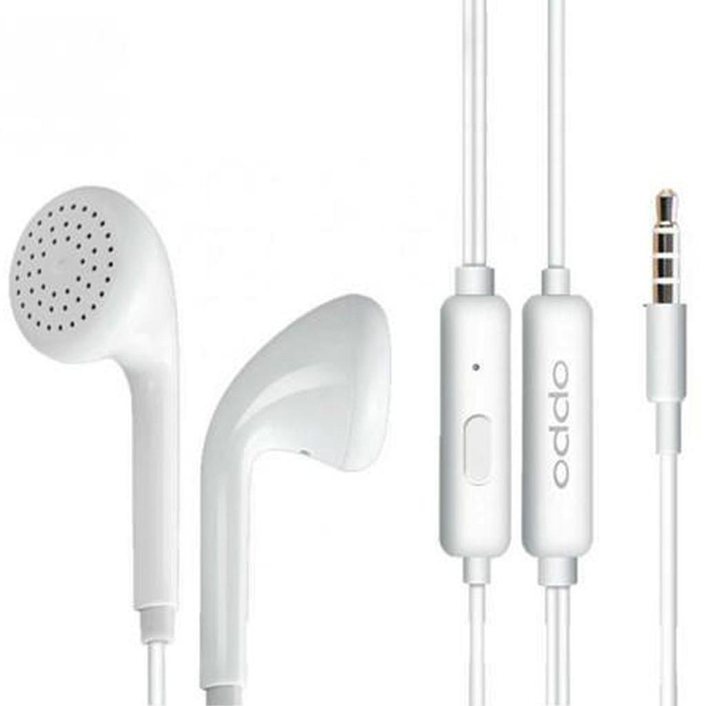 Tai nghe Oppo F3/F3 Plus/ F1/F1 Plus (ÂmTrong,Bass Mạnh) + Tặng 01 Tai nghe Tai nghe Oppo F1 Zin - Cam Kết Zin Tháo Máy