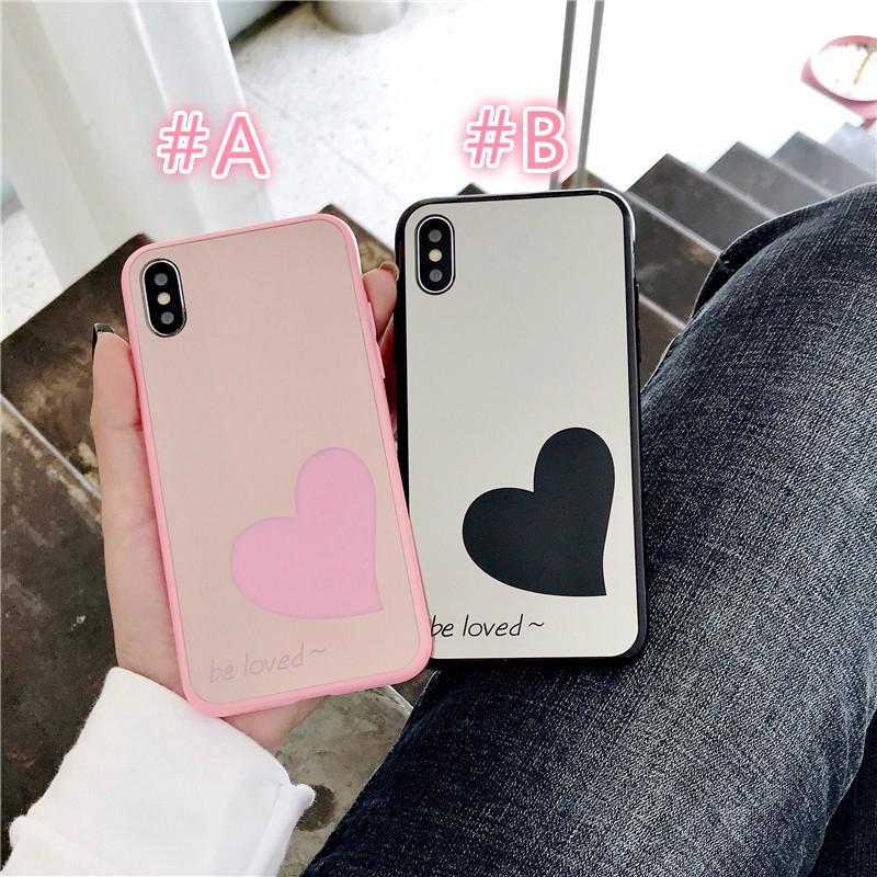 Big love mirror Iphone 6 7 Plus X XS MAX Case