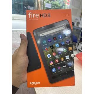MÁY TÍNH BẢNG KINDLE FIRE HD8 10th- 32G- 2020