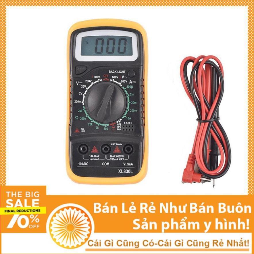 Đồng Hồ Đo Điện Tử XL830L XL830 830