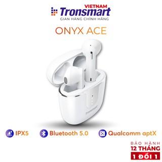 Tai nghe Bluetooth 5.0 Tronsmart Onyx Ace - Khử tiếng ồn - Hàng phân phối chính hãng - Bảo hành 12 tháng 1 đổi 1