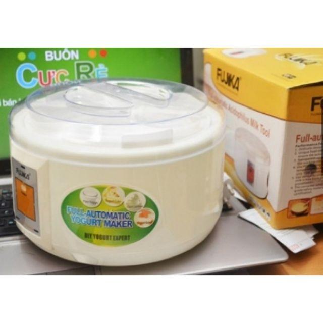 Máy Ủ sữa chua Fujika 6 cốc - 3423224 , 1028630575 , 322_1028630575 , 269000 , May-U-sua-chua-Fujika-6-coc-322_1028630575 , shopee.vn , Máy Ủ sữa chua Fujika 6 cốc