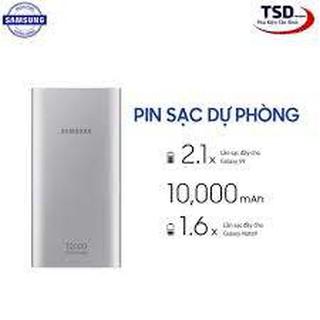 [Mã ELMSBC giảm 8% đơn 300K] Pin Sạc dự phòng Samsung 10.000mah Chính hãng - dung lượng chuẩn