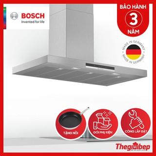 Máy Hút Mùi Bosch DWB97IM50 Hút Mùi Treo Tường, Điều Khiển Cảm Ứng Hiện Đại
