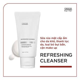 """Sữa rửa mặt làm sạch da cấp ẩm từ sâu bên trong Refreshing Cleaner cho da Khô thanh lọc da, loại bỏ bụi bẩn, cặn makeup giá chỉ còn <strong class=""""price"""">27.900.000.000đ</strong>"""