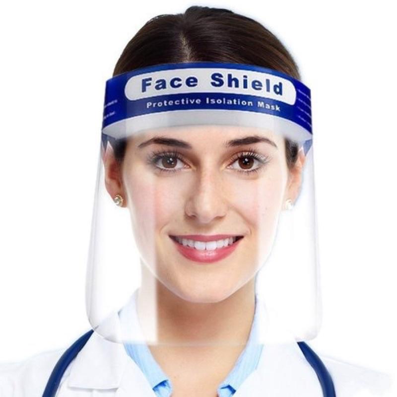 kính bảo hộ chống giọt bắn face shield