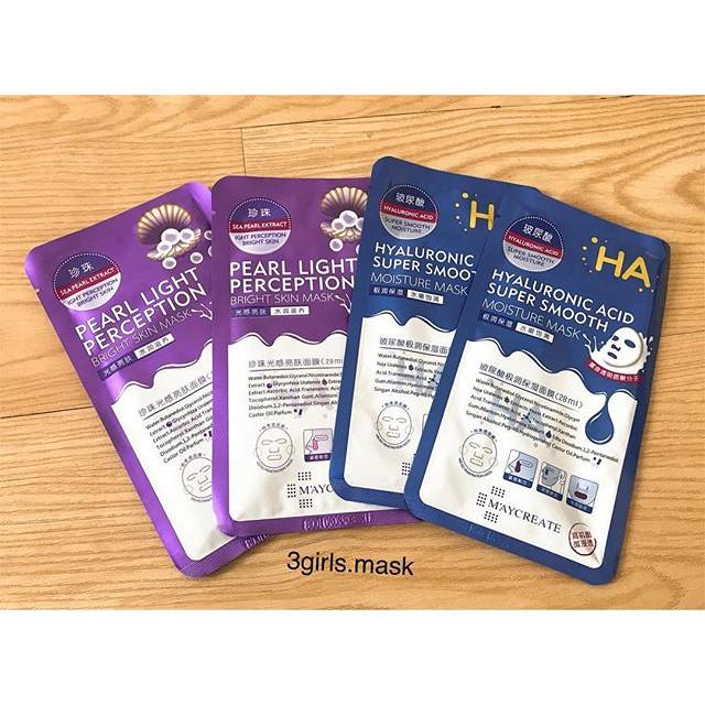 [RẺ VÔ ĐỊCH] 01 miếng Mặt nạ HA Xanh hoặc Tím - mask HA MayCreate - 3279979 , 1055501475 , 322_1055501475 , 5000 , RE-VO-DICH-01-mieng-Mat-na-HA-Xanh-hoac-Tim-mask-HA-MayCreate-322_1055501475 , shopee.vn , [RẺ VÔ ĐỊCH] 01 miếng Mặt nạ HA Xanh hoặc Tím - mask HA MayCreate