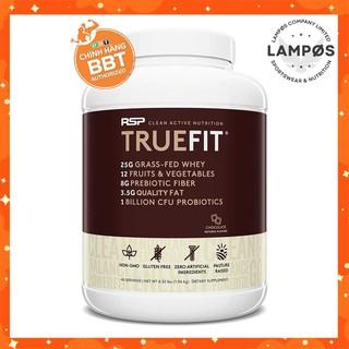 RSP True Fit, Bữa ăn thay thế nguồn dinh dưỡng chất lượng cao (40 lần dùng – 1.96kg)