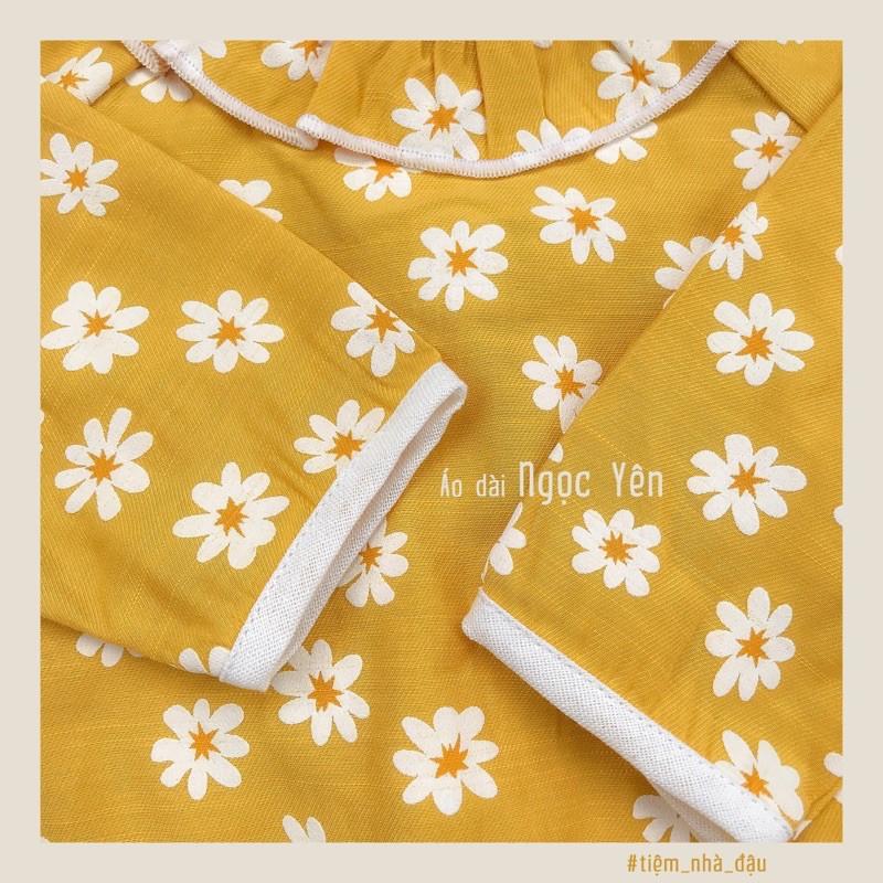 Ngọc Yên - áo dài Tết cho bé 1 - 4 tuổi