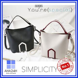 Túi xách nữ thời trang 🍃FREESHIP🍃túi vải bô nữ đeo vai có quai xách thời trang AH1271