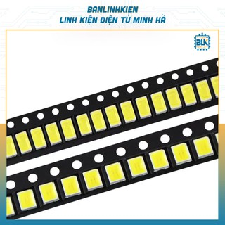 Combo 5 Chiếc Led 5730 0.5W Sáng Trắng
