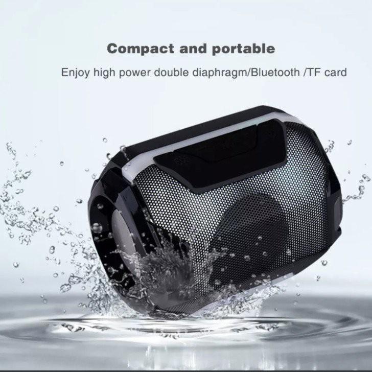 Loa bluetooth mini giá rẻ TG162, blutooth không dây âm thanh cực chất, hiệu ứng đèn LED