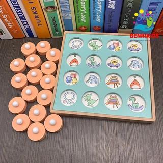 Đồ chơi lật hình 12 chủ đề [SIÊU SALE] – Đồ chơi thông minh bằng gỗ giúp bé rèn luyện trí nhớ