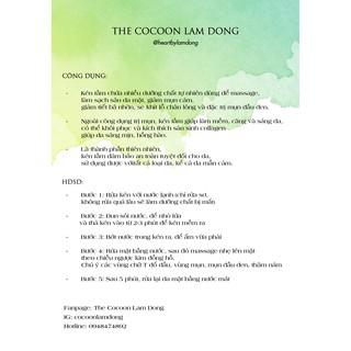 Kén tằm The Cocoon Lam Dong 100pcs