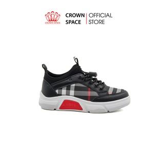 Giày Sneaker Bé Trai Đi Học Cổ Thấp Crown Space UK Active Trẻ em Cao Cấp CRUK8025 Siêu Nhẹ Êm Size 28-37 thumbnail