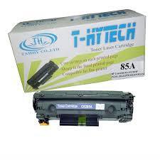 Hộp mực 85a,35a, có lỗ đổ mực và mực thải cho máy in C 6030,6030W,6000,MF3010 - Hp P1102,P1102w,M1212NF,M1132