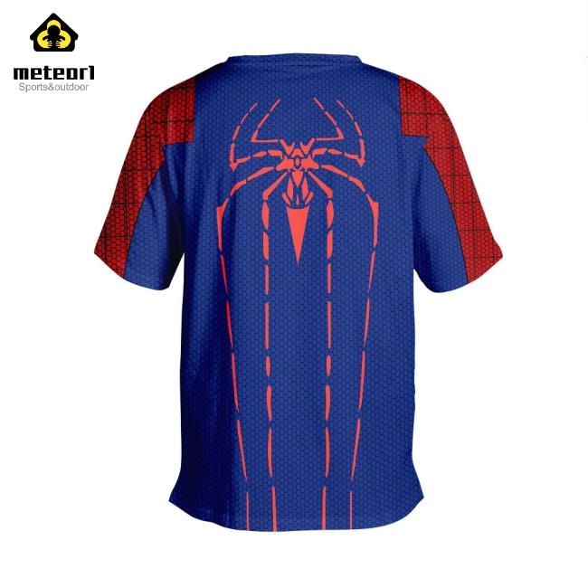 Áo thun người nhện unisex