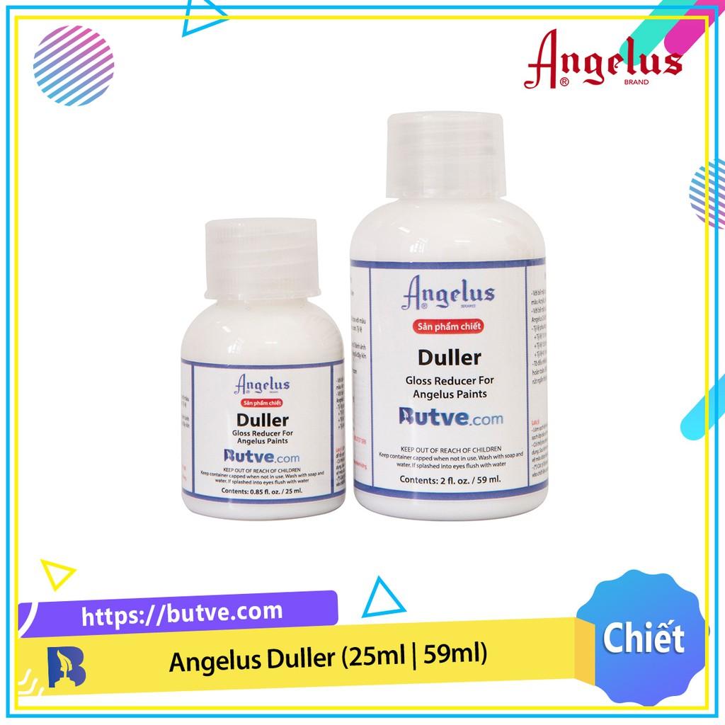 Dung môi làm giảm độ bóng của màu acrylic Angelus Duller (25ml   59ml)