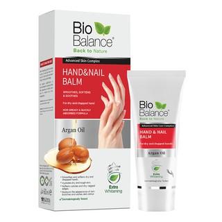 Kem Dưỡng Da Tay, Móng Dành Cho Da Khô & Nứt Nẻ Bio Balance Thổ Nhĩ Kỳ (60ml) - 0513646 thumbnail