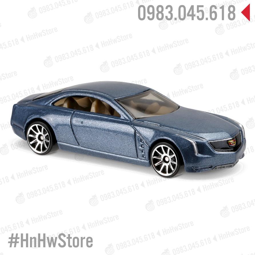 Xe Hot Wheels - Cadillac Elmiraj