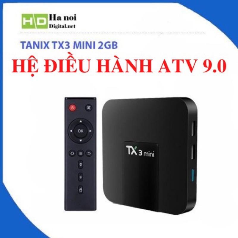 Android TV Box TX3 mini Ram 2Gb Rom 16Gb