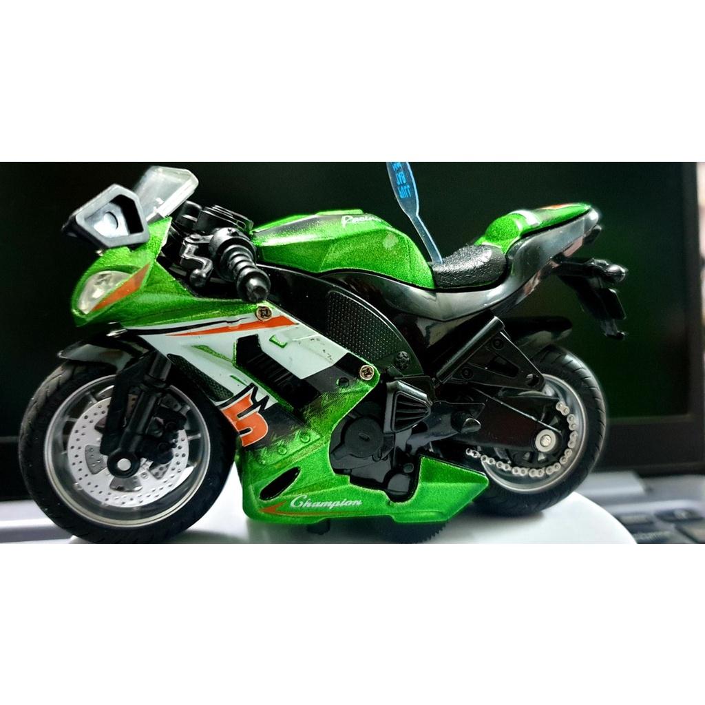 Mô hình xe moto phân khối lớn – xe chạy trớn .