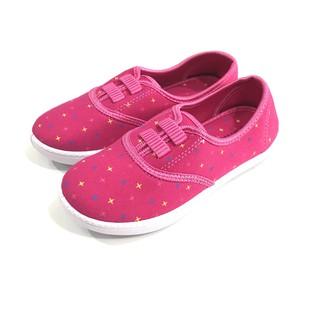 Giày Lười Vải Cho Bé Gái