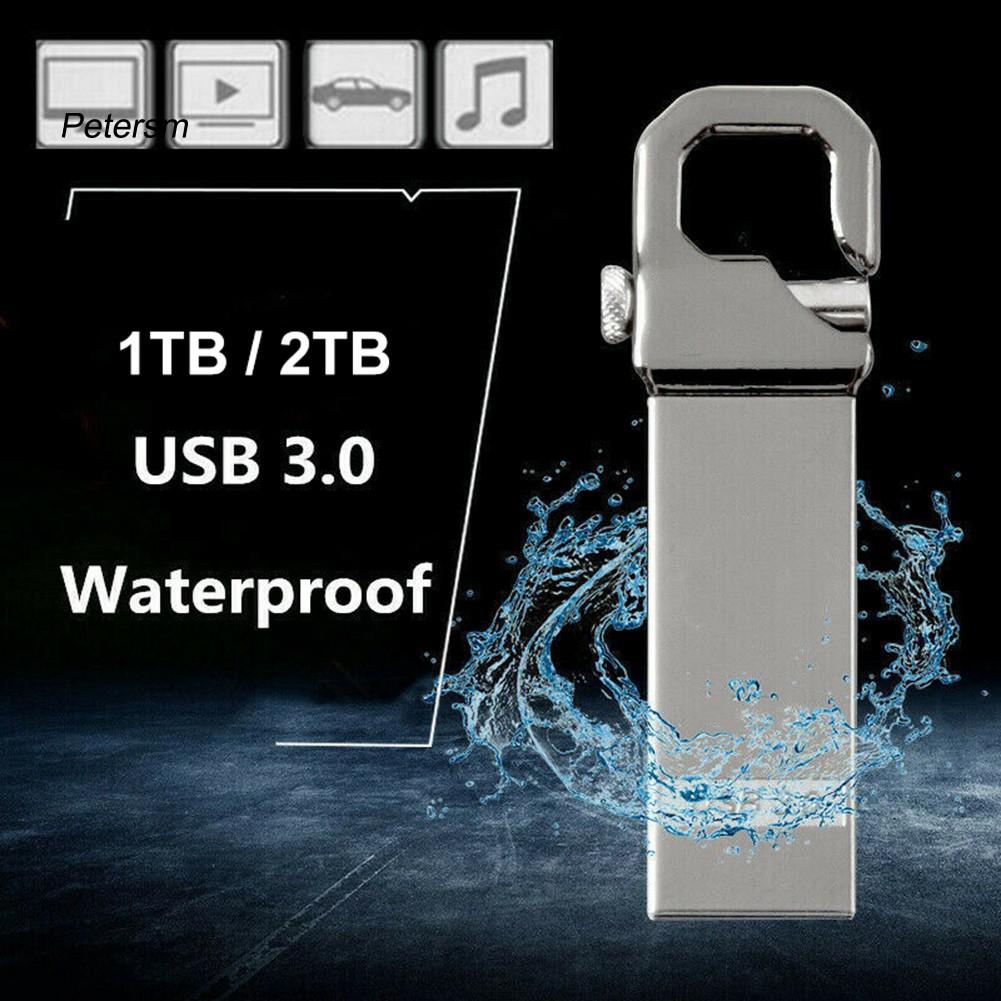 PST_Portable 1T 2T USB 3.0 Flash Drive Memory Stick Storage U Disk for PC Laptop