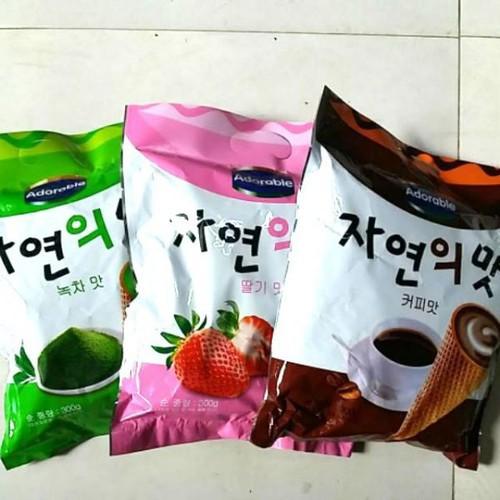 [HCM]Bánh Ốc Quế Adorable Hàn Quốc 300g SIÊU NGON