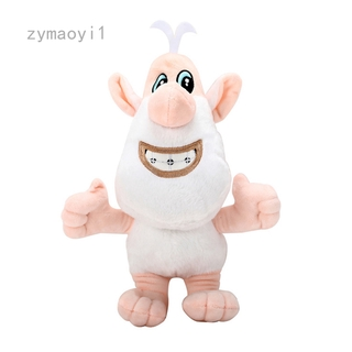 Zymaoyi1 20/30CM Russia Cartoon Anime Figures Booba Buba Stuffed Plush Toys Doll Cute Gifts for Children Birthday Gift