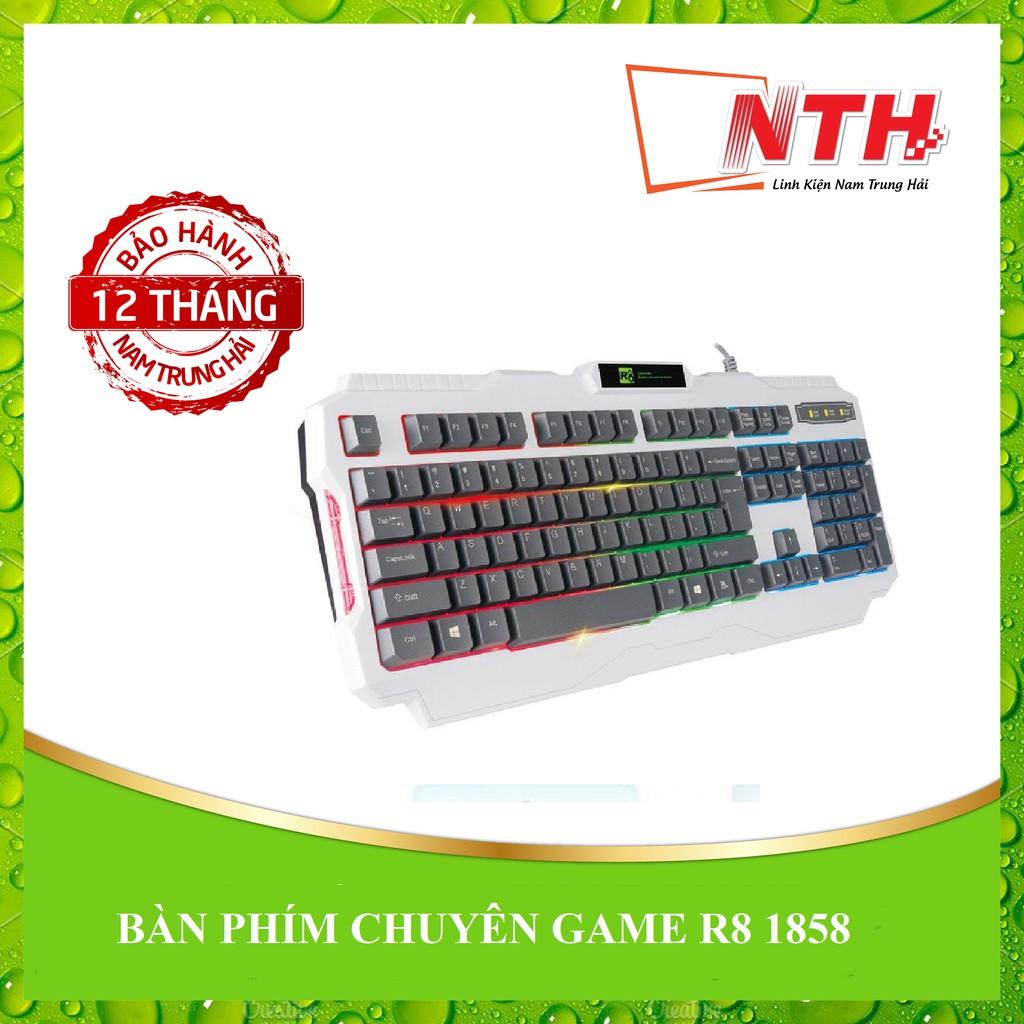 [NTH] BÀN PHÍM CHUYÊN GAME R8 1858