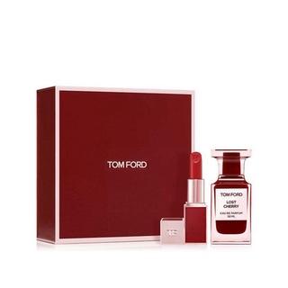 Set Nước Hoa Nữ Tom Ford Lost Cherry 2pcs ( EDP 50ml & Son Môi 3g ) - Scent of Perfumes thumbnail