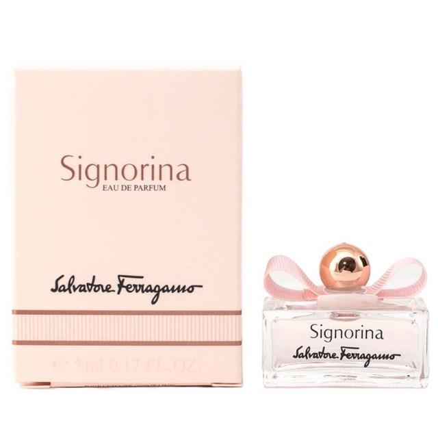 FREESHIP - Nước hoa nữ SALVATORE FERRAGAMO Signorina EDP 5ml