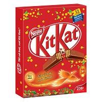 Hộp Quà Tết Bánh Socola Kit Kat SB 12 + 2 (238g)