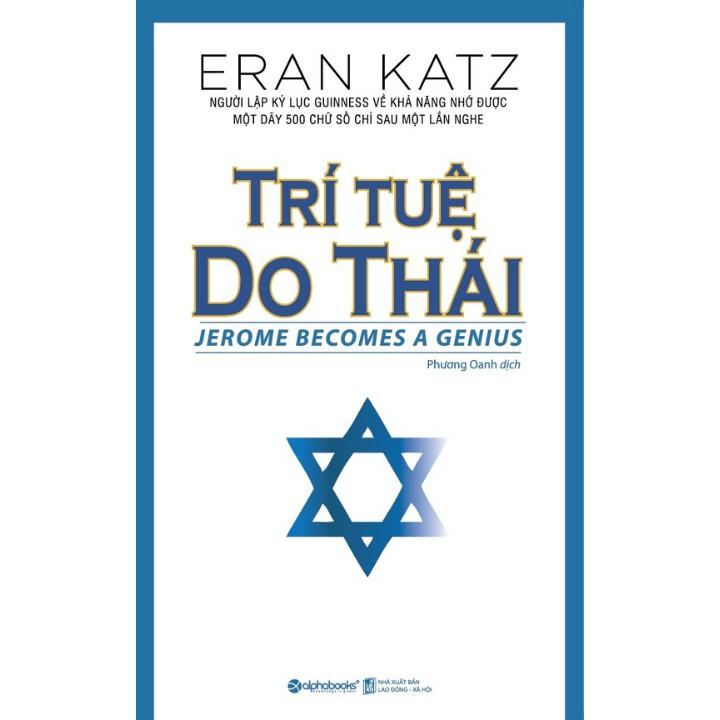 Sách - Trí Tuệ Do Thái (Tái Bản 2020)