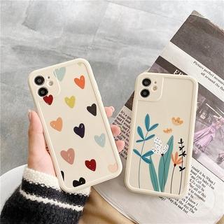 Ốp Điện Thoại TPU Mềm Chống Sốc Xinh Xắn Cho Iphone 7 8 Plus 11 Pro Max Iphone 12 Pro Max Xs Max X Xr Se 2020 Iphone 12