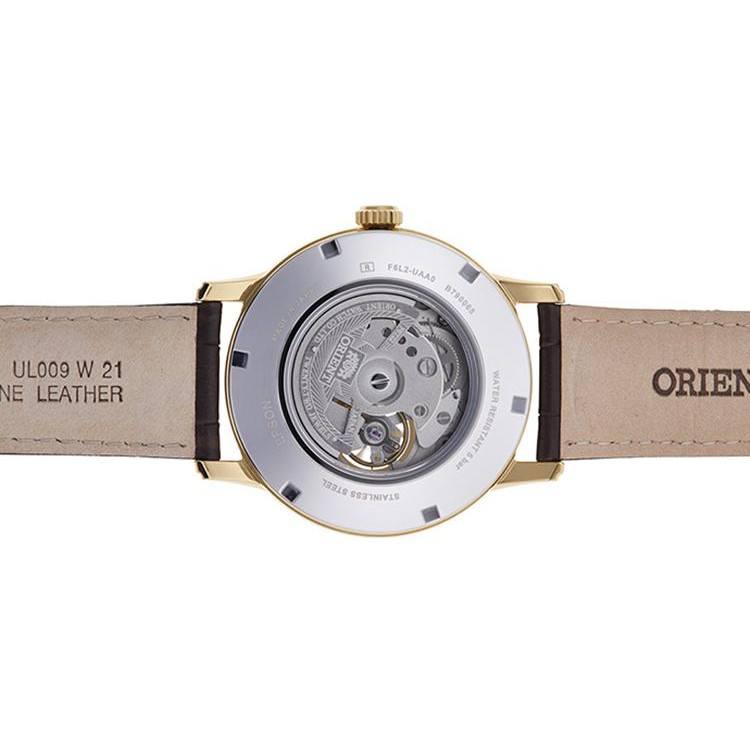 Đồng hồ nam Orient Sun and Moon Gen 4 RA-AS0004S00B