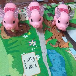 Lợn biết đi và phát nhạc tây du ký
