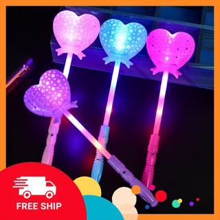 [GIÁ HỦY DIỆT - FREESHIP50K] Đồ chơi trái tim phát sáng nhiều màu sắc cho trẻ thumbnail