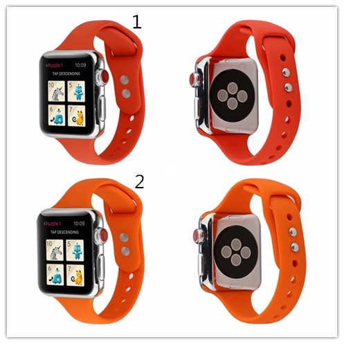 Use Apple Watch smart watch with small waist replacement wristband 38mm 42mm