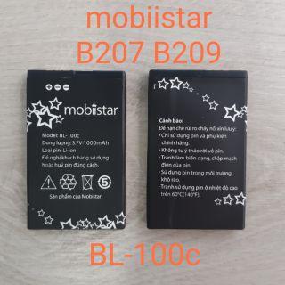 Pin mobiistar BL-100c (mobiistar B207 , B209 ) thumbnail