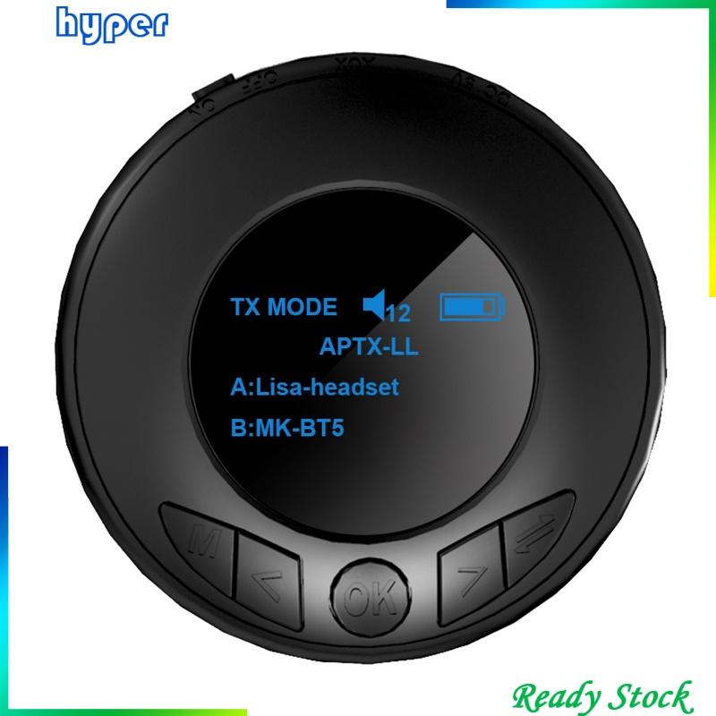 Bộ Thu Phát Âm Thanh Bluetooth 2 Trong 1 Giắc Cắm 3.5mm Mới