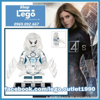 Xếp hình Invisible Woman Fantastic 4 Lego Minifigures wm394 thumbnail