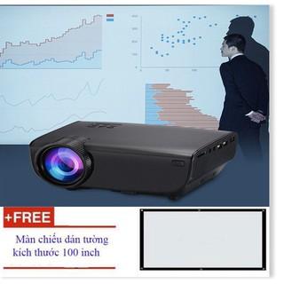 Máy chiếu W50 3D HD1080p SmartEco 40W Tặng màn chiếu 100 icnh Phụ kiện CNS