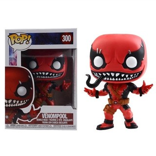 POP 300 Death Clerk Venompool Hero Championship Battle Venom Death Handman doll