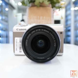 Máy ảnh Canon EOS M100 15-45mm cũ đẹp