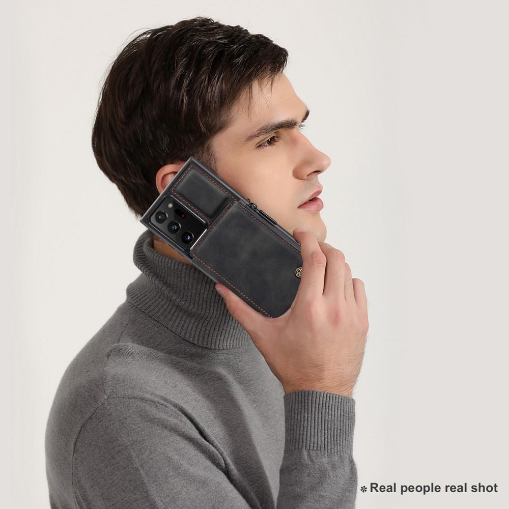 Bao Da Thời Trang Tiện Lợi Cho Điện Thoại Samsung Galaxy A21S / A51 / A71