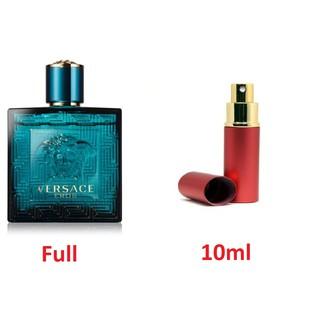 [Tester 10ml] Nước hoa Versace Eros